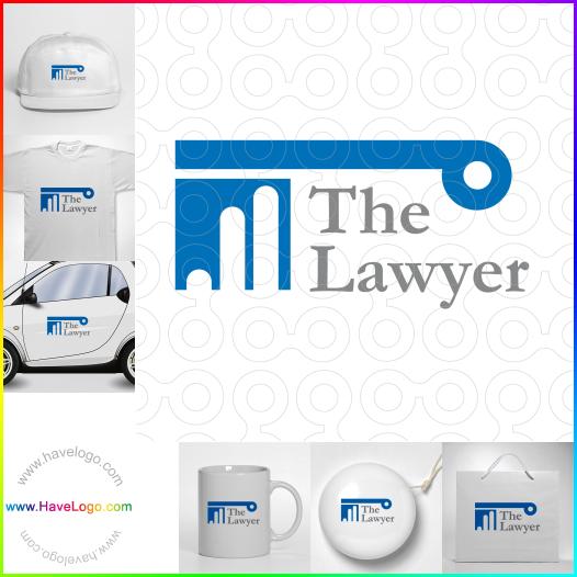 法律logo - ID:59396