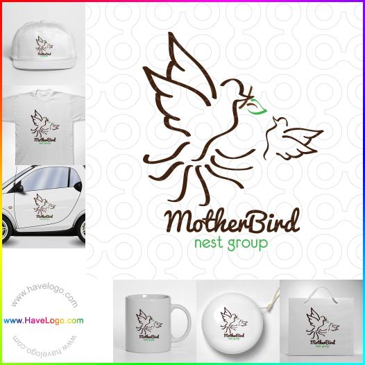 媽媽的群logo設計 - ID:35370