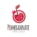 pomegranate Logo