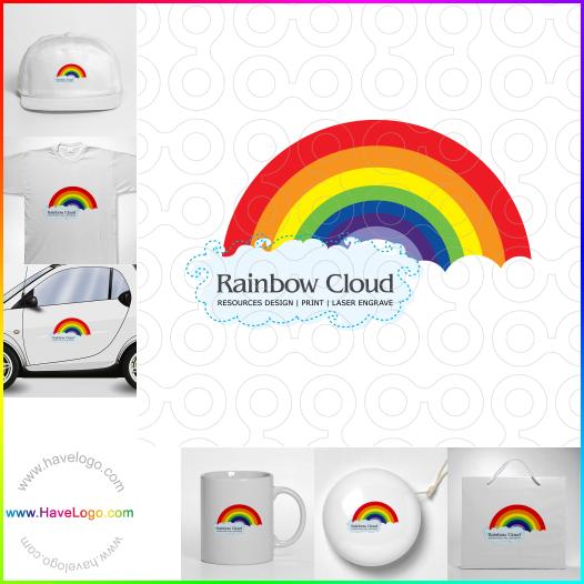 色彩艷麗logo設計 - ID:17611