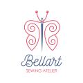 Bellart Sewing Atelier  logo