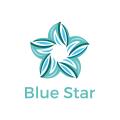 藍星Logo