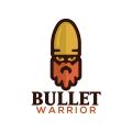 子彈的戰士Logo
