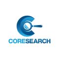 核心搜索Logo