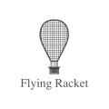 Flying Racket  logo
