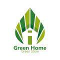 綠色家園logo