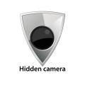 Hidden camera  logo