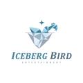 Iceberg Bird  logo
