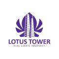 Lotus Tower  logo