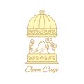 Open Cage  logo