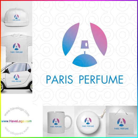 巴黎香水logo設計 - ID:65669