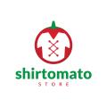 Shirt Tomato  logo