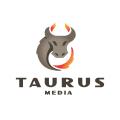 Taurus Media  logo