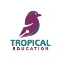 熱帶教育Logo