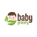 baby grocery  logo
