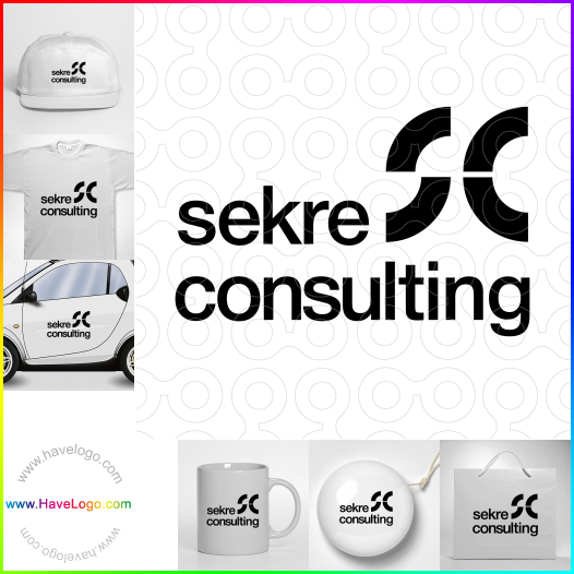 consulting logo - ID:156