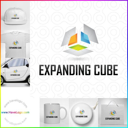立方體logo設計 - ID:53092