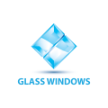 glass windows  logo