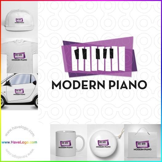 piano logo - ID:35375