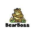 Bear Boss  logo