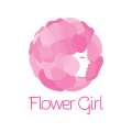 Flower Girl  logo