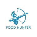 食物獵人送貨Logo
