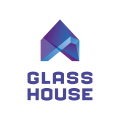 玻璃房子Logo