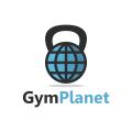 Gym Planet  logo