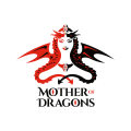 Mother of Dragons  logo