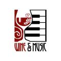 葡萄酒與音樂logo