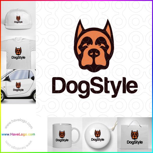 小狗logo設計 - ID:35346