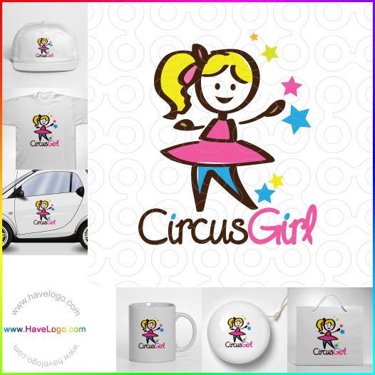 塑身衣店logo - ID:34876