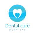 牙齒護理Logo