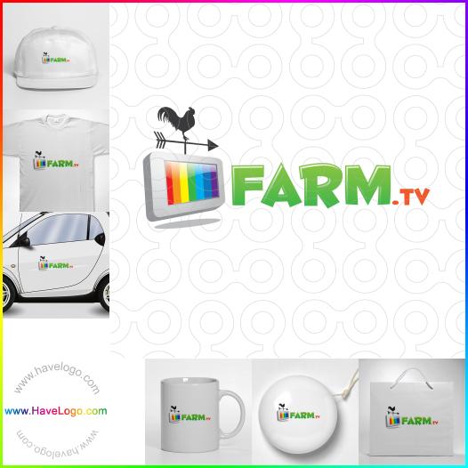農場logo設計 - ID:17661