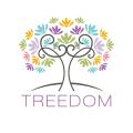 floral designer logo