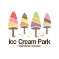甜品店 Logo