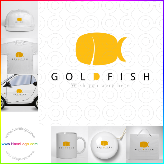魚logo設計 - ID:53005