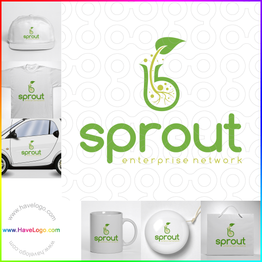 growth logo - ID:53044
