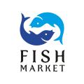 海鮮市場logo