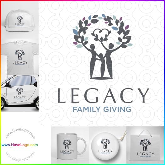 退休在家logo設計 - ID:52922