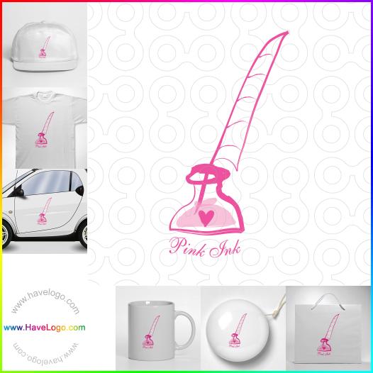 pink logo - ID:200