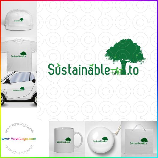 plant logo - ID:52862