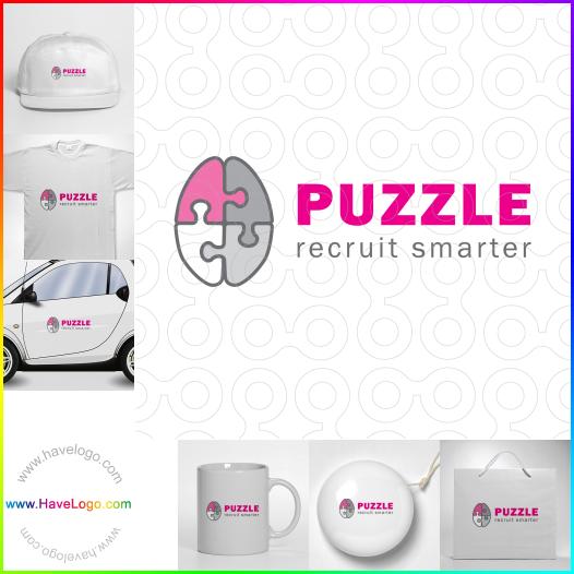 puzzle logo - ID:52943