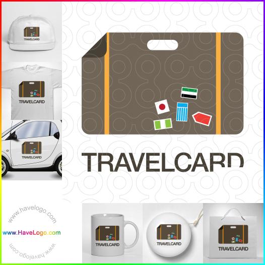 手提箱logo設計 - ID:30