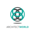 Architect World  logo