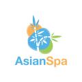 Asian Spa  logo