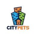 City Pets  logo