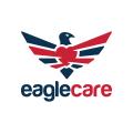 鷹關心Logo