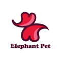 логотип для Elephant Pet бесплатно