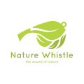 Nature Whistle  logo